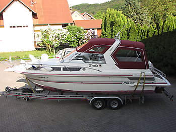 Verdeck Polar 290 Monaco Persenning 07