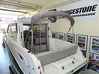 Verdeck Quicksilver activ 705 cruiser Bootsverdeck 15