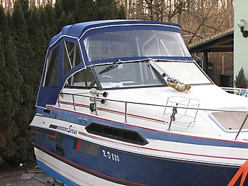 Verdeck Regal 233 XL Ambassador Persenning 05