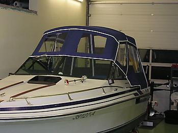 Verdeck Regal Empress 200 XL Persenning 04