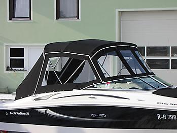 Verdeck Sea Ray 195 Sport Persenning 09