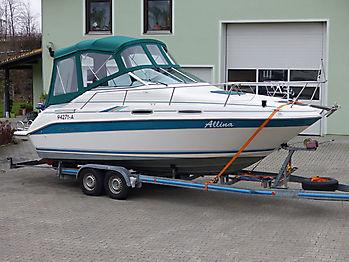 Verdeck Sea Ray 230 DA Signature Bootsverdeck 08