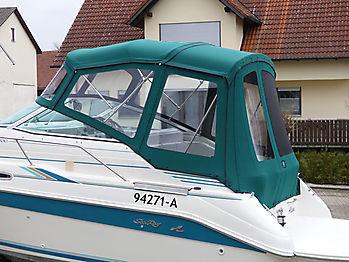 Verdeck Sea Ray 230 DA Signature Bootsverdeck 11