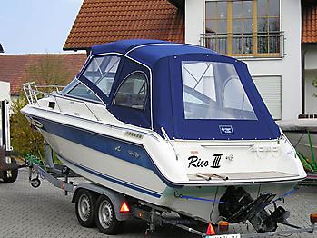 Verdeck Sea Ray 230 CC Persenning  04