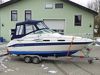 Sea Ray 230DA