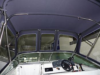 Verdeck Sea Ray 230 DA Bootsverdeck Persenning 17