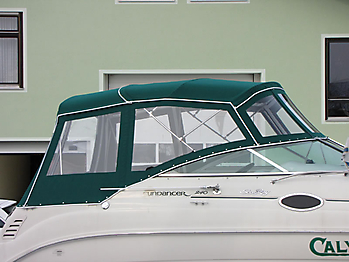 Verdeck Sea Ray 240 Sundancer Persenning 14