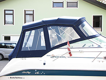 Verdeck Sea Ray 250 Sundancer Persenning 10