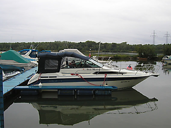 Originalverdeck Sea Ray 250 DA 01