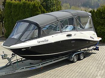 Verdeck Sea Ray 260 Sundeck Bootsverdeck 03