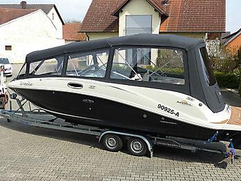 Verdeck Sea Ray 260 Sundeck Bootsverdeck 09