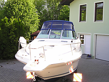 Verdeck Sea Ray 290 Sundancer Persenning 09