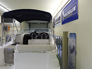 Verdeck Sealine S23 Bootsverdeck Persenning 25
