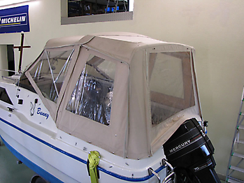 Originalverdeck Shetland F4 04