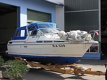 Verdeck Skilsoe 950 Persenning 09