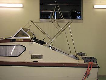 Verdeck Tema Marine Orion 650 Persenning 11