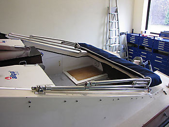 Verdeck Tema Marine Orion 650 Persenning 12