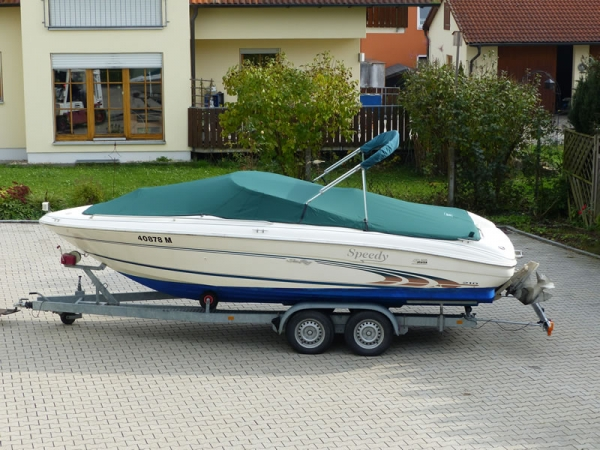 Persenning Sea Ray 210 Signature