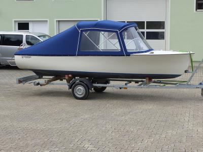 Verdeck Frauscher E2000 Bootsverdeck