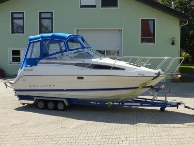 Verdeck Bayliner 2355