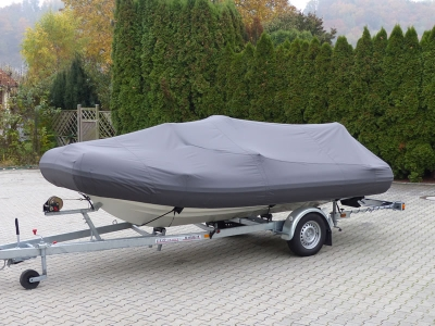 Ganzpersenning RIB Zodiac Medline 500